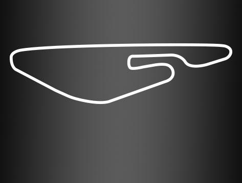 """Autódromo Victor Borrat Fabini """"El Pinar"""" Uruguay"""