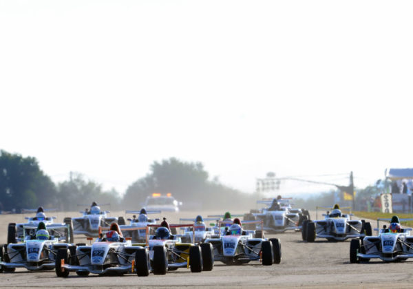 Horarios para la 9° ronda de la Fórmula 4 Sudamericana en Mercedes