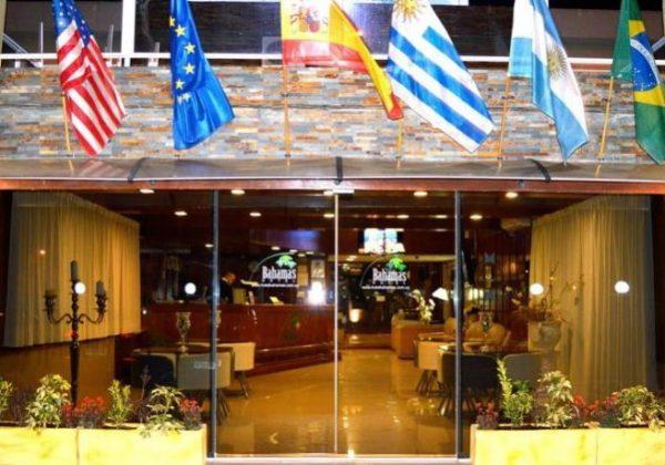 La Fórmula 4 Sudamericana disfruta del Hotel Bahamas en cada fecha de El Pinar