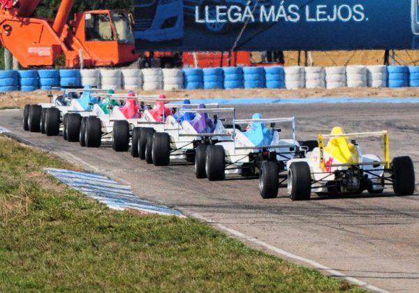 La F4 Sudamericana ingresa en sus últimas dos rondas del año