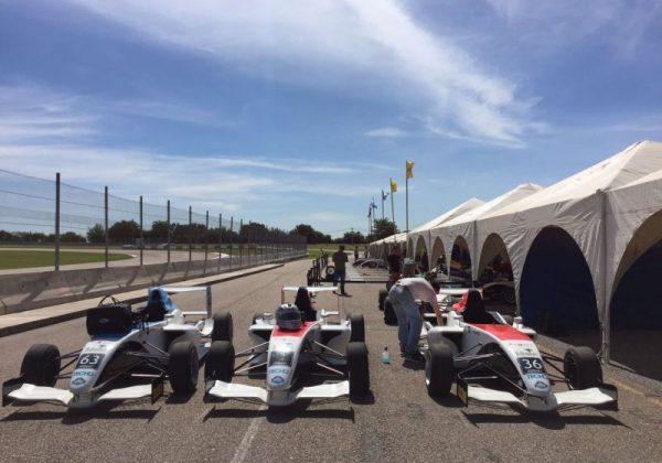 Con un fin de semana a puro sol la F4 Sudamericana ya está en Mercedes