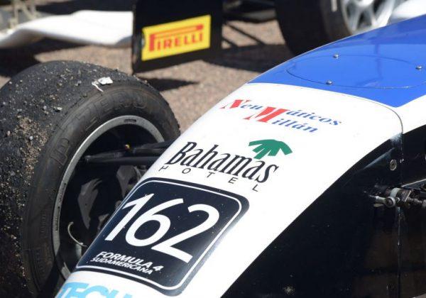 Neumáticos Millán siempre junto a la F4 Sudamericana